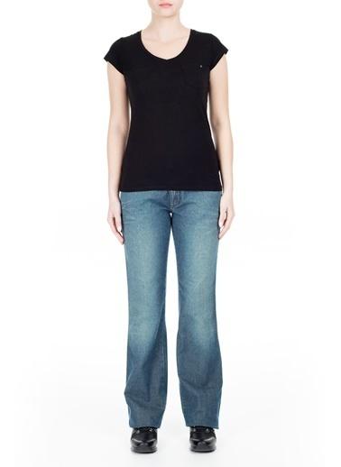 Diesel  Jeans Kadın Kot Pantolon Zox0010T8 Lacivert